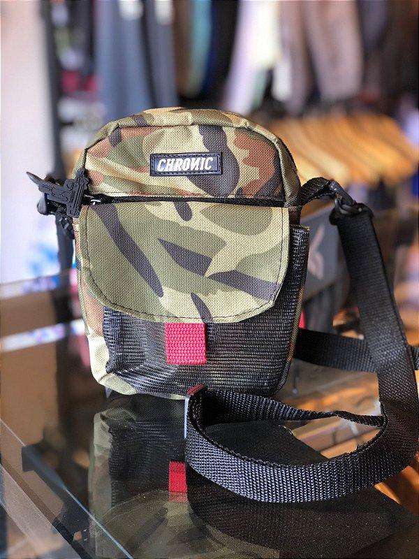 SHOULDER BAG CHR 019/007 CAMU