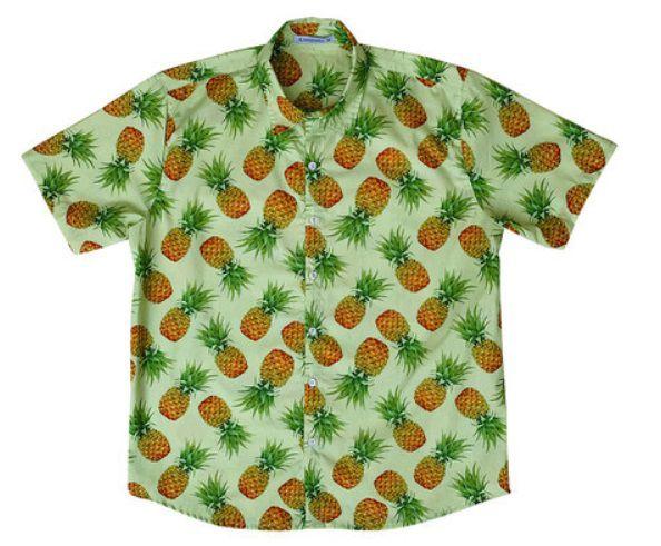 Camisa Abacaxi Kamizahia