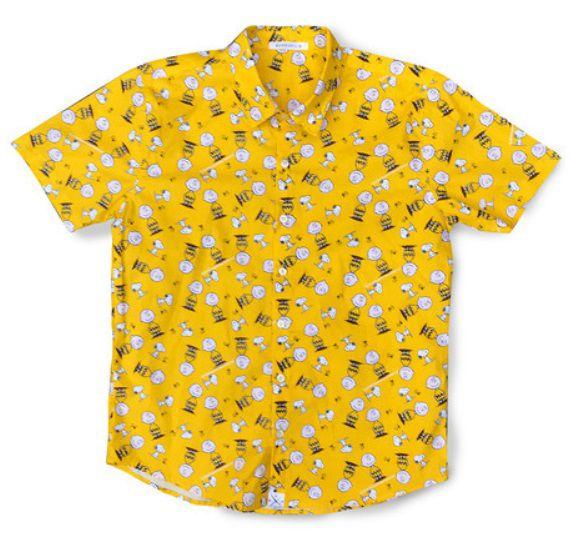 Camisa Charlie Brown Kamizahia FEMININA