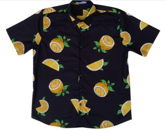 Camisa Kamizahia Lima