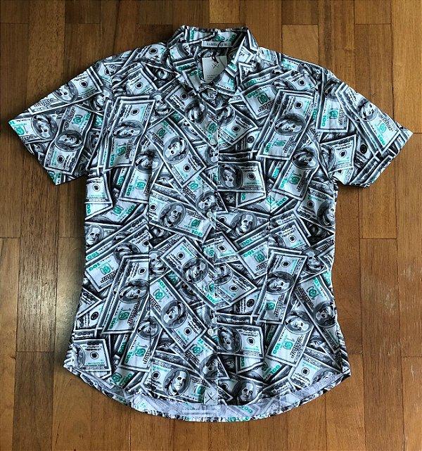 Camisa Kamizahia Dolar FEMININA