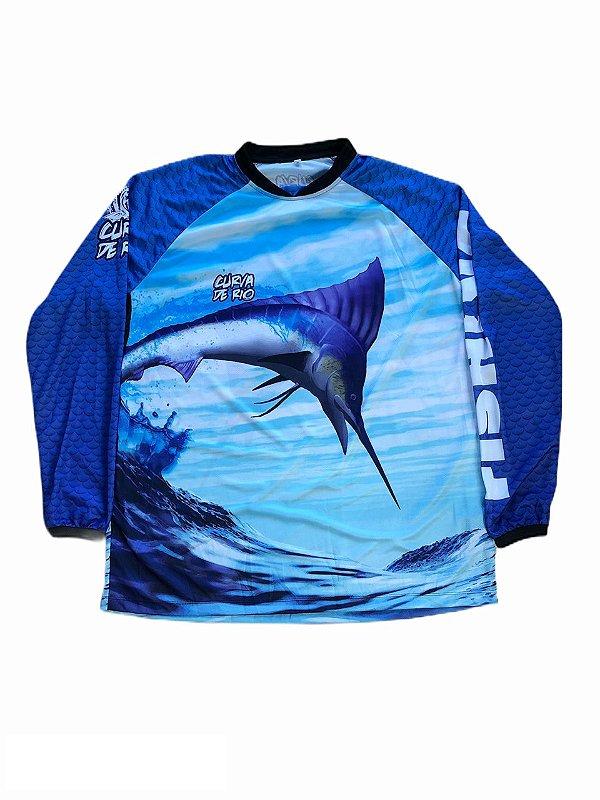 Camisa Pesca Curva de Rio 010