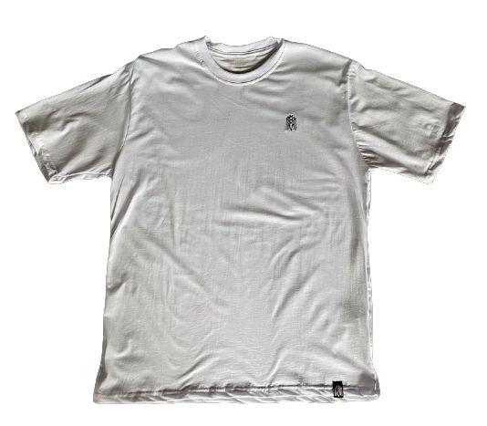 Camiseta Mmmv Bordada - Branca