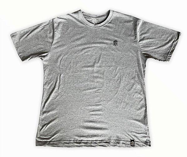 Camiseta Mmmv Bordada - Mescla