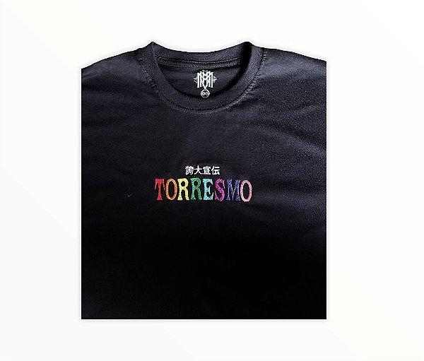 Camiseta Mmmv Torresmo - Preto