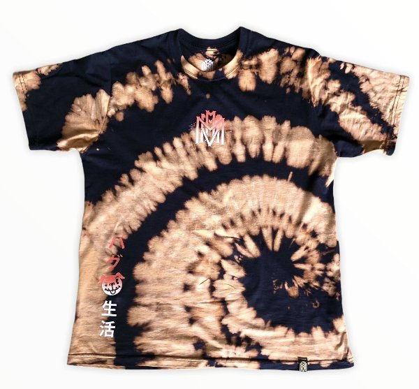 Camiseta Tie Dye MMMV 2021
