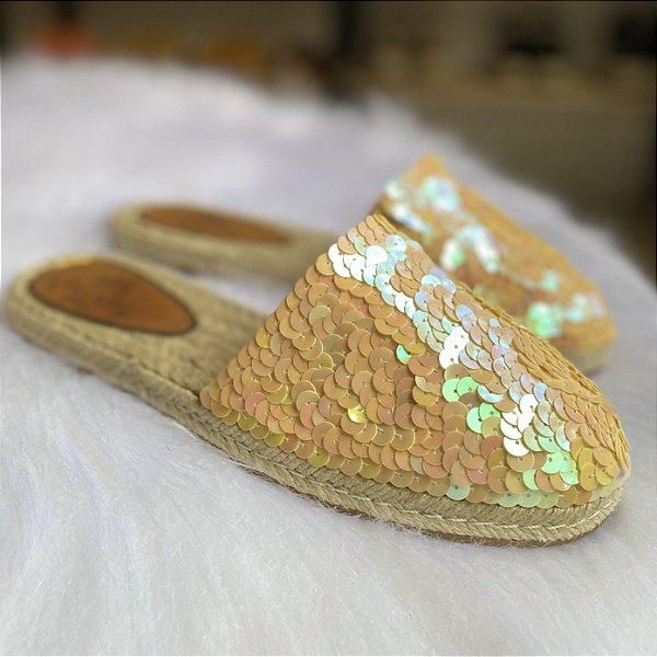 Alpargata Amarelo Furta-cor