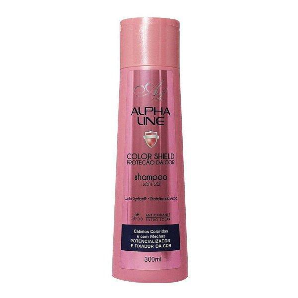 Shampoo Alpha Line Color Shield