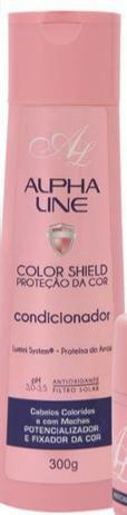 Condicionador ALpha Line Color Shield