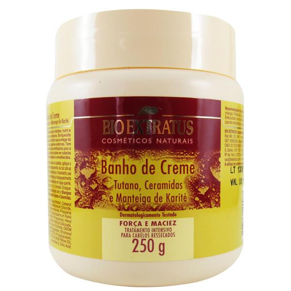 Bio Extratus Tutano Ceramidas - Banho de Creme 250g