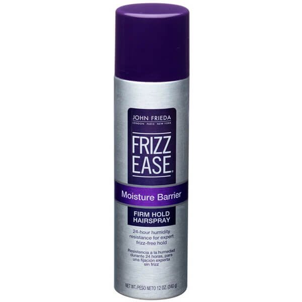 John Frieda Frizz-Ease Moisture Barrier Firm-Hold Hair Spray - Finalizador 340g