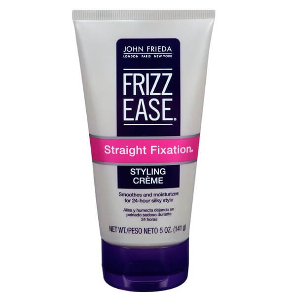 John Frieda Frizz-Ease Straight Fixation Smoothing Creme - Finalizador 142g