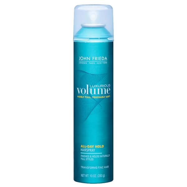 John Frieda Luxurious Volume All-Out Hold Hair Spray - Finalizador 240g