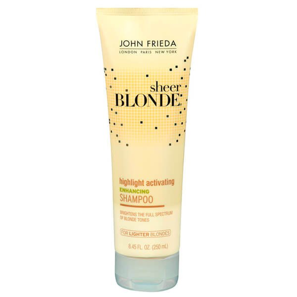 John Frieda Sheer Blonde Highlight Activating Enhancing - Shampoo 250ml