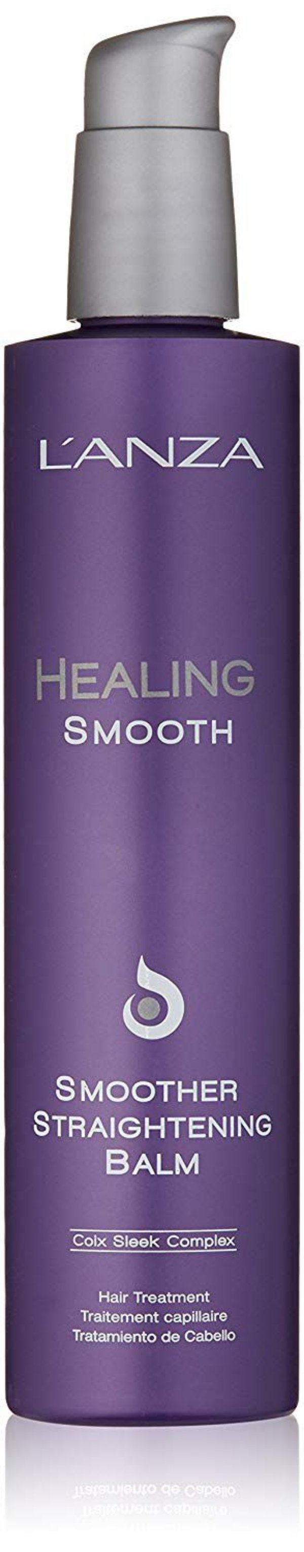 Modelador Lanza Healing Smooth Smoother Straightening Balm 250ml