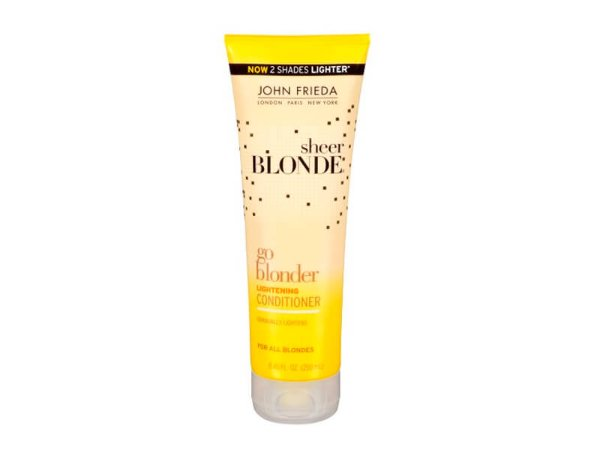 John Frieda Sheer Blonde Go Blonder Lightening Condicionador - 250ml