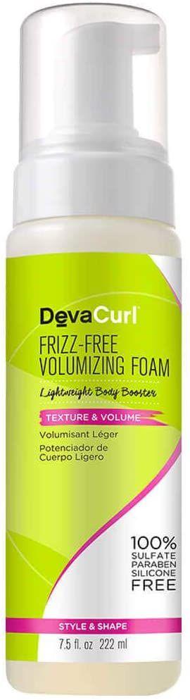 Mousse Finalizadora Deva Curl Frizz Free Volumizing Foam