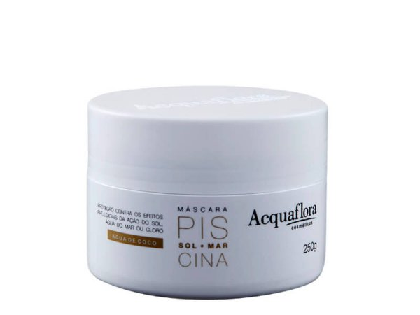 Acquaflora Sol Mar Piscina - Máscara 250g