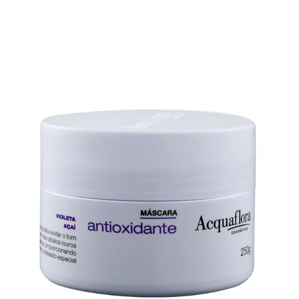 Acquaflora Hidratação Antioxidante - Máscara 250g