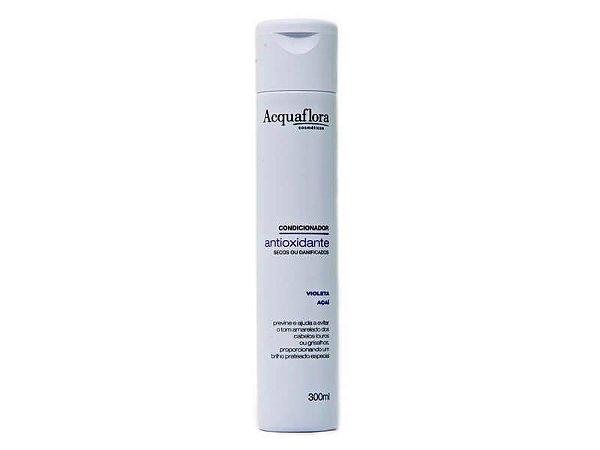 Condicionador Acquaflora Antioxidante Secos ou Danificados 300ml