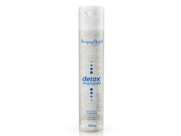 Shampoo Acquaflora Detox 300ml