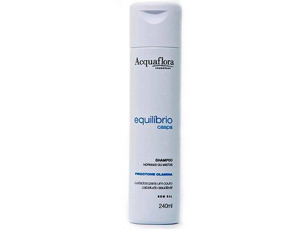 Acquaflora Equilíbrio Caspa Normais ou Mistos Shampoo - 240ml