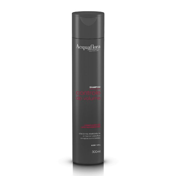 Shampoo Acquaflora Controle Do Volume 300ml