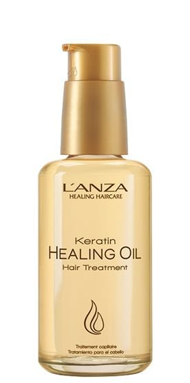 Óleo Lanza Keratin Healing Oil Hair Treatment 100ml