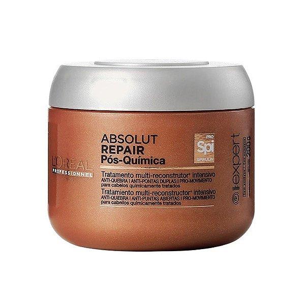 829124ba1 L'Oréal Professionnel Absolut Repair Pós-Química Tratamento  Multi-reconstrutor Intensivo - Máscara