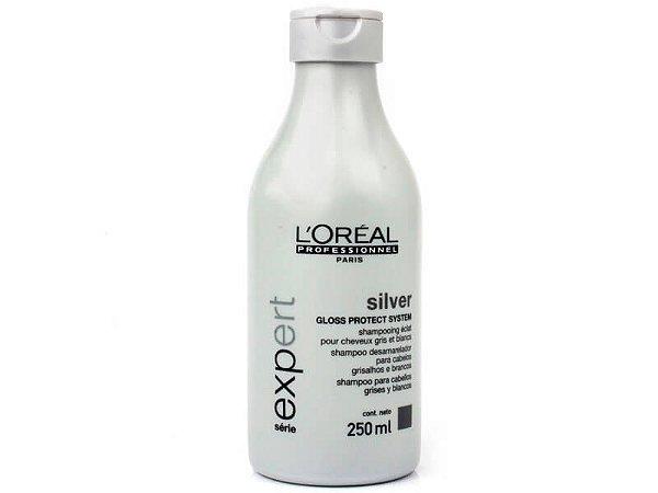 L'Oréal Professionnel Silver - Shampoo 250ml