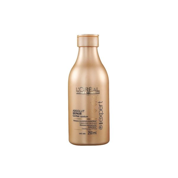 L'Oréal Professionnel Absolut Repair Cortex Lipidium Instant Reconstructing - Shampoo 250ml
