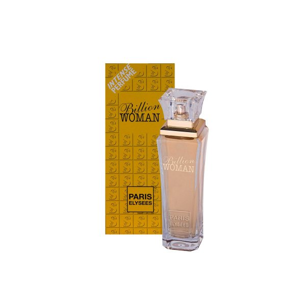 Billion Woman Eau De Toilette Paris Elysees - Perfume Feminino 100ml