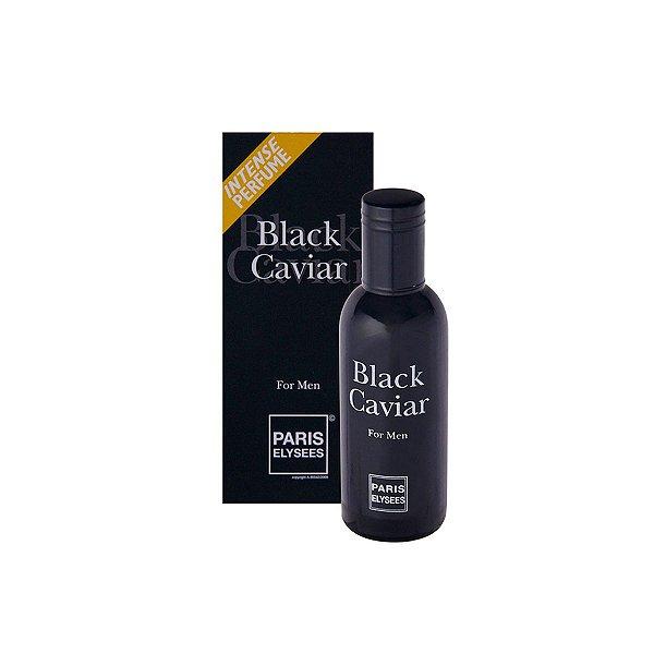 Black Caviar Eau De Toilette Paris Elysees - Perfume Masculino 100ml