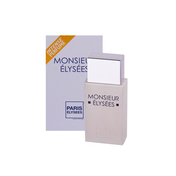 Perfume Masculino Monsieur Elysees Edt Paris Elysees 100ml