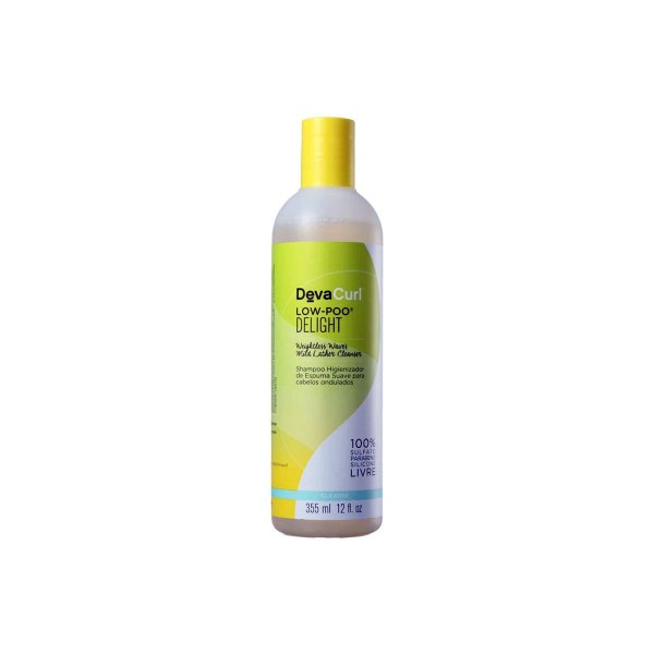 Deva Curl Low Poo Deligh - Shampoo 355ml