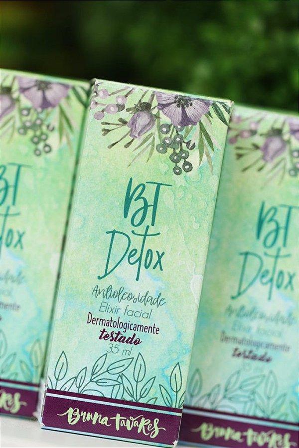 BT Detox Antioliosidade - Elixir Facial - Bruna Tavares
