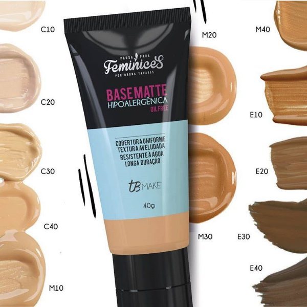BASE MATTE TBMAKE FEMINECES PPF