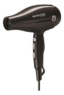 Secador de cabelos Kiss NY Pro Ion Profissional - 2200 Wattts (110v)