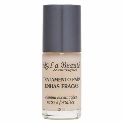 Base La Beauté - Tratamento para Unhas Fracas 15ml