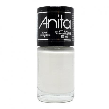 Esmalte Anita Ana transparente - 10ml