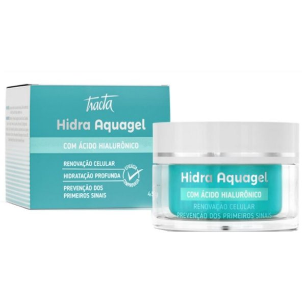Hidra Aquagel com Ácido Hialurônico Tracta 45g