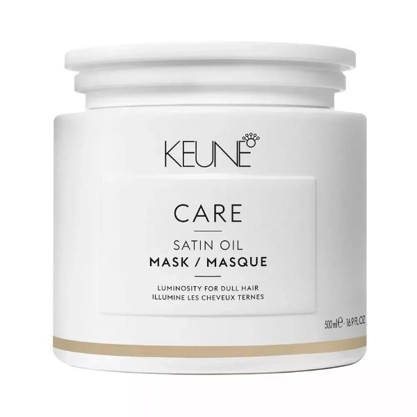 Máscara Keune Satin Oil 200ml
