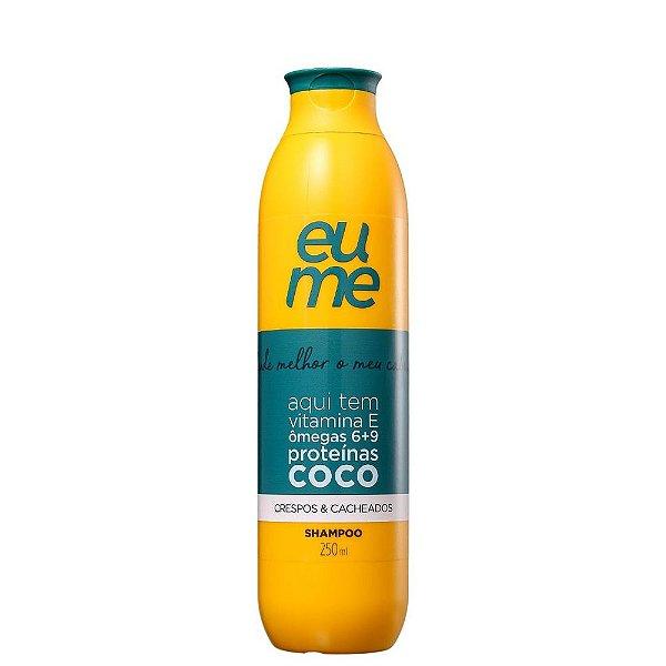 Shampoo EuMe Crespos e Cacheados 250ml