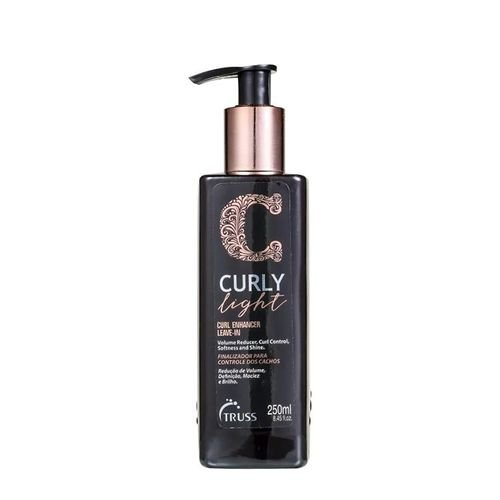 Leave in Truss Curly Light - 250ml