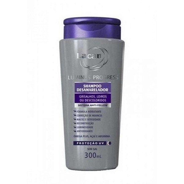 Shampoo Lacan Desamarelador 300ml