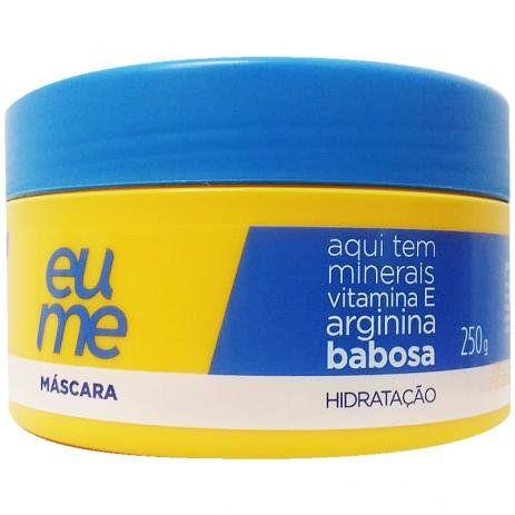 Máscara EuMe Hidratação 250g