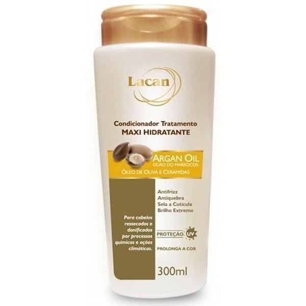 Condicionador Lacan Maxi Hidratante Argan Oil 300ml