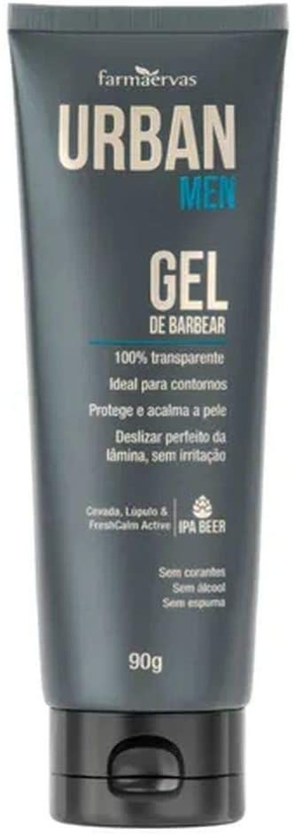 Gel de Barbear Farmaervas Urban Men 90g