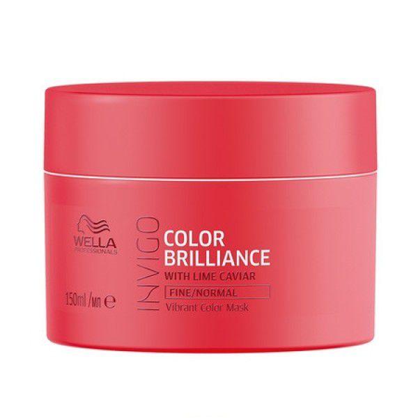 Máscara Wella Color Brilliance Invigo 150ml