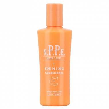 Condicionador NPPE Shining Hair Treatment 210ml